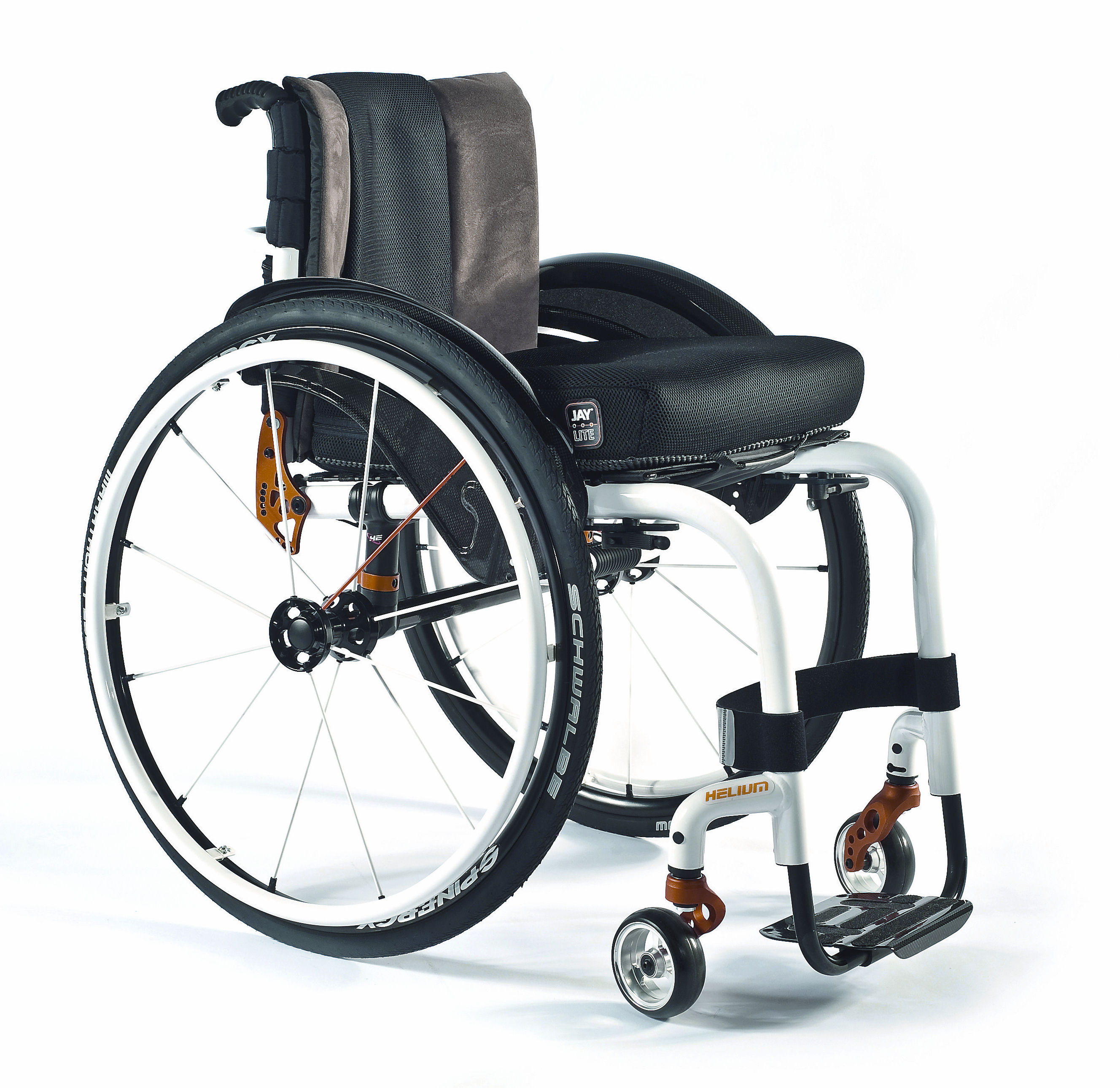 Active Wheelchair Puncture Proofing