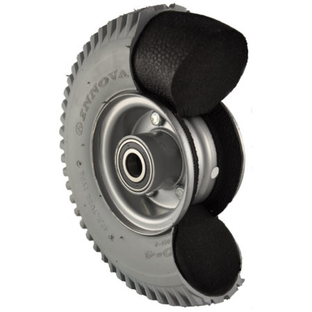Flexel Infilled Tyres