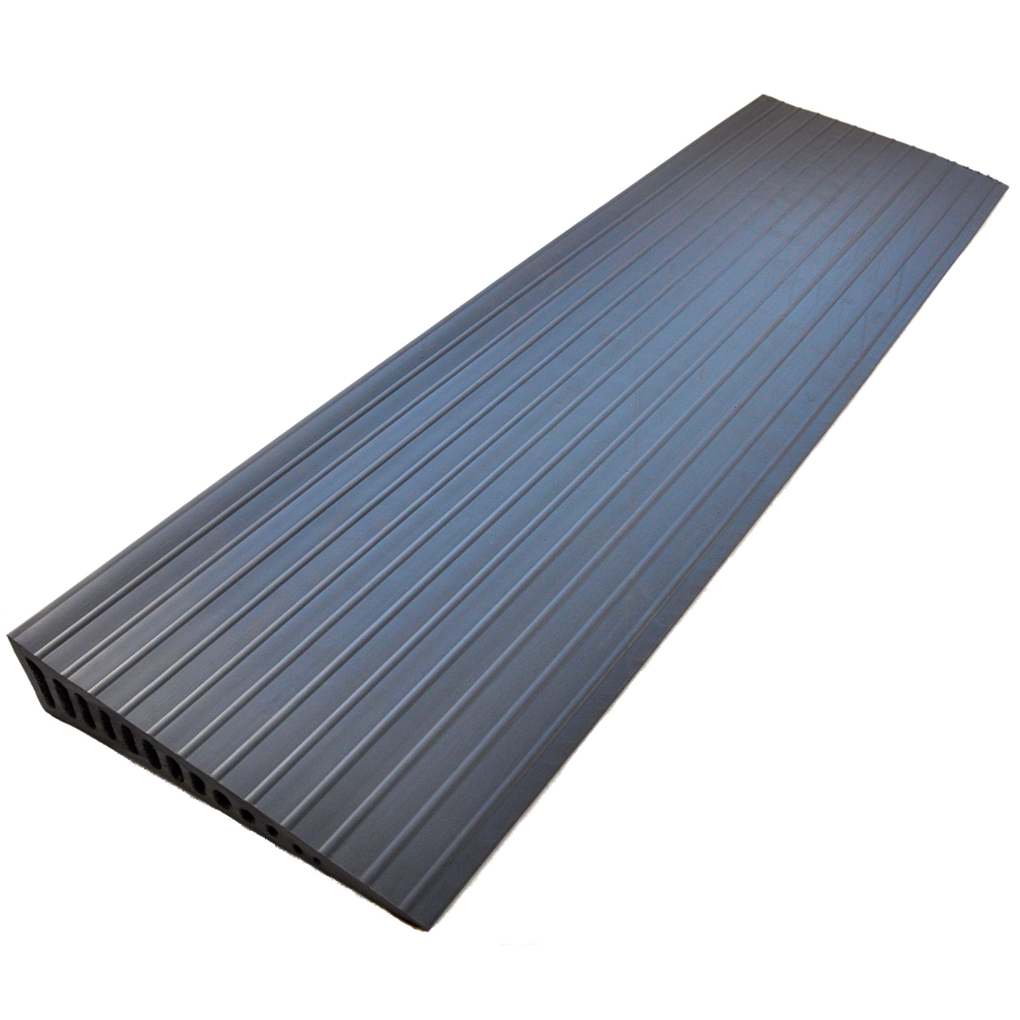 16mm Grey Ramp4 Rubber Wedge Ramp Flexel Mobility