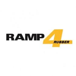 Ramp4 Rubber Logo