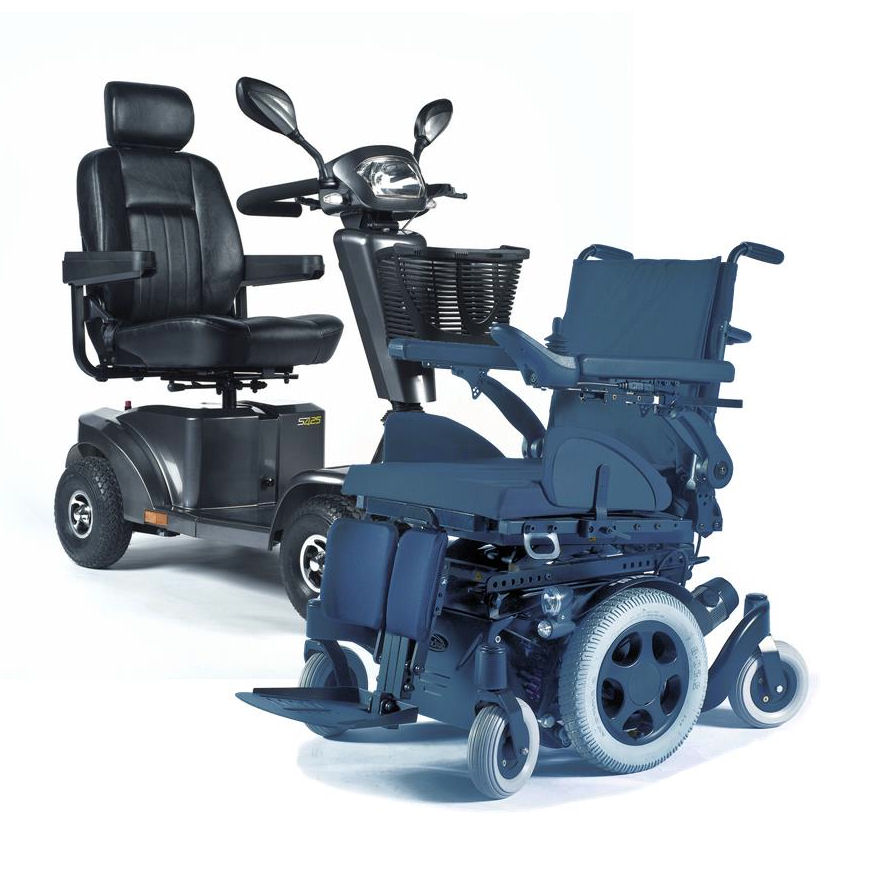 Powered Wheelchair & Mobility Scooter Accessories